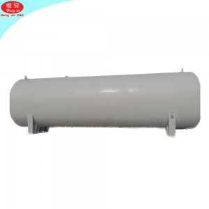 Liquid gas storage tank