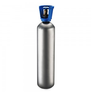 New Product Aluminum Refill Gas Cylinder