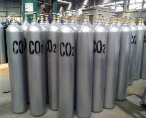 Best-selling Seamless Steel CO2 Gas