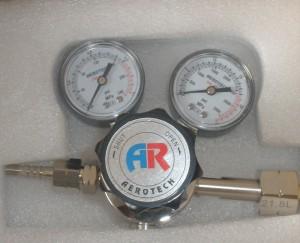 CGA580 CGA350 CGA340 CGA350 W21.8-14 nitrogen oxygen natural gas pressure reducer