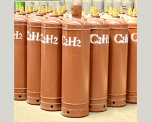 Dissolved High Purity C2H2