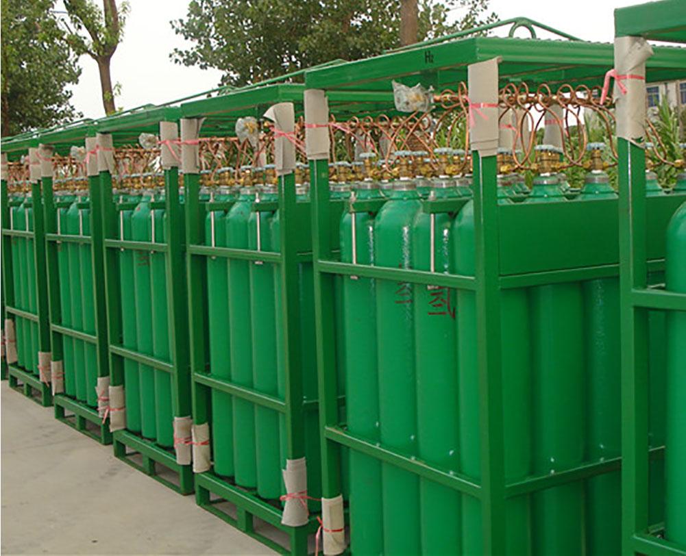 Oxygen Argon Nitrogen CO2 Gas Cylinder Bundle Featured Image